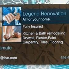 Bathroom Remodeling Brooklyn Ny Legend Renovation 11 Photos Contractors 15 Moultrie St