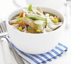 id cuisine simple easy noodle soup recipe food