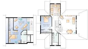 vacation home plans plan w21128dr four season vacation home plan e architectural design