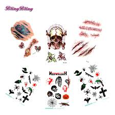 online buy wholesale halloween temporary tattoos from china