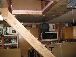 garage attic access ladder u2014 optimizing home decor ideas