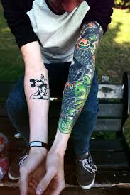 40 nightmare before tattoos