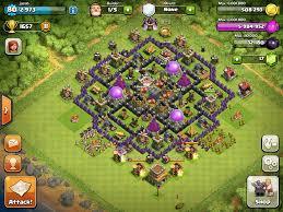 clash of clans dragon wallpaper clash of clans th8 farming base clash of clan pinterest