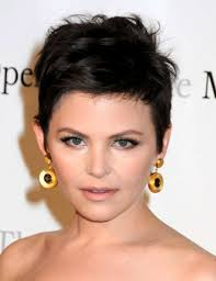 short hairstyles for round faces fashion and women