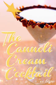 doo dah cannoli cream cocktail