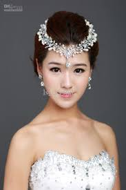 rhinestone hair bridal flower hair comb pieces clear rhinestone teardrop