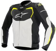mens leather riding jacket 599 95 alpinestars mens gp pro airflow armored leather 261099