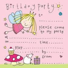 birthday party invitations templates free download cimvitation