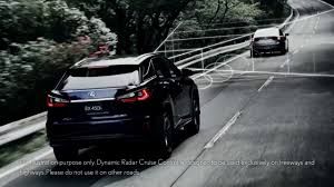 lexus cars ksa lexus safety system on the 2017 lexus rx youtube