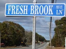 the ghost trout of fresh brook south wellfleet ma sea run