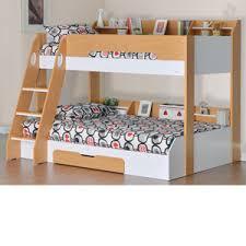 Triple Bunk Beds Offer A Triple Sleeper Option Bedstar - Triple bunk bed wooden
