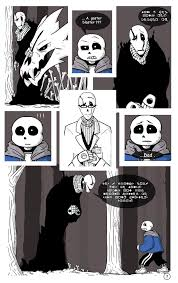 gaster the who speaks in the who speak in 07 by savage mojo on deviantart