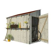 Small Wood Storage Shed Plans by Lean To Shed Plans