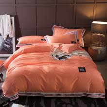 buy orange duvet cover and get free shipping on aliexpress com