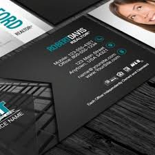 blog exit realty business cards