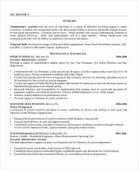 Best Executive Assistant Resume by Some Important Tips To Have The Best Executive Assistant Resume