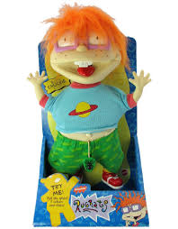 rugrats amazon com rugrats scared chuckie finster doll 1997 mattel