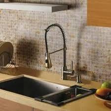 Vigo Stainless Steel Pull Out Kitchen Faucet Vigo All In One 30 Inch Stainless Steel Undermount Kitchen Sink