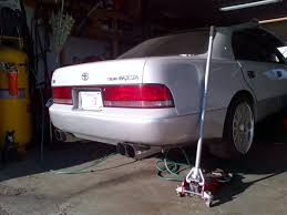 lexus ls400 japan so who has the biggest tips i removed my rezies not for weak