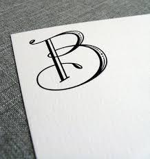 monogram letter b best 25 letter b tattoo ideas on calligraphy alphabet