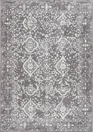 charlton home dorothea gray area rug u0026 reviews wayfair