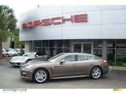 porsche panamera brown 2012 porsche panamera s in topaz brown metallic 061957 auto