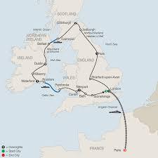 Dublin Ireland Map Ireland Tours Globus Europe Tour Packages
