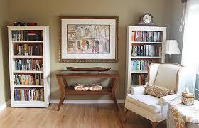 wallpaper that looks like bookshelves diy fabric wallpaper for bookshelves notions the connecting