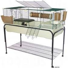 Stackable Rabbit Hutches Stand Marchioro Cage Indoor Rabbit Cages
