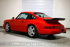 porsche 964 rs 1993 porsche 964 rs america coupe 18 579 miles sloan cars