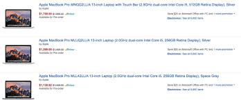 how much does a macbook air cost on black friday amazon admits big 25 off mistake on macbook pro prices will