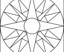 Pattern Colouring In Pages Funycoloring Quilt Block Coloring Pages