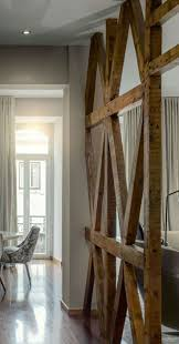 reclaimed wood divider best 25 wood partition ideas on pinterest room partition wall