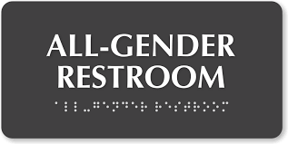 all gender restrooms if schools are doing it shouldn u0027t we