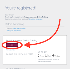 online confirmation class live online classes with andy marcoux