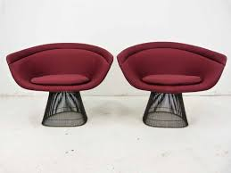Warren Platner Chair Modern Mid Century Danish Vintage Furniture Shop Used