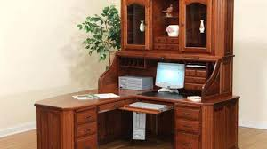 wood computer desk with hutch wood computer desk elegant wood computer desk small wood computer