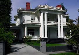 neo classical homes neoclassical home i like the idea of extending the porch across the
