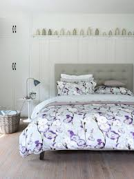christy grace oxford pillowcase pair purple house of fraser