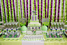Buzz Lightyear Centerpieces by Buzz Lightyear Party Decoration Love Party Theme Buzz
