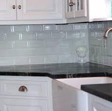 interior kitchen backsplash ideas white tile backsplash with gray