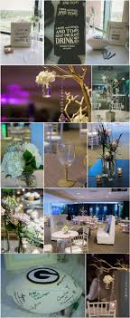 wedding flowers green bay wi 40 best weddings at lambeau field green bay wi images on