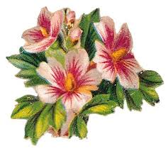 free flowers free clip from vintage crafts archive free