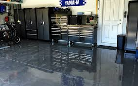 a rocksolid metallic garage floor coating project all garage floors