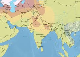 World Map Iran by Map Harappa Ancestry Project