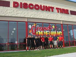 discount tire hub kicks in far south dallas this month real