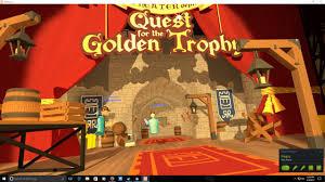 rec room quest mode youtube