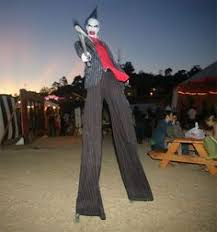 clown stilts those of you who me well i can t handle stilts