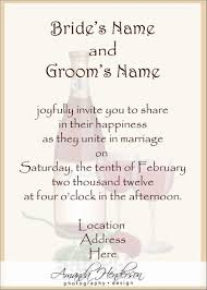 exles of wedding invitations wedding invitation reception card exles wedding invitation ideas