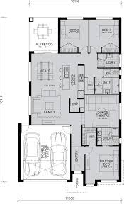 enfield 210 mimosa homes melbourne u0027s best new home designs